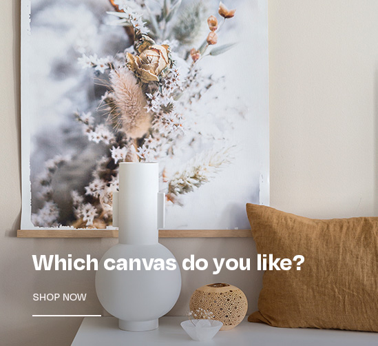 Canvas in your style