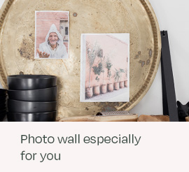 Photo wall especially for you